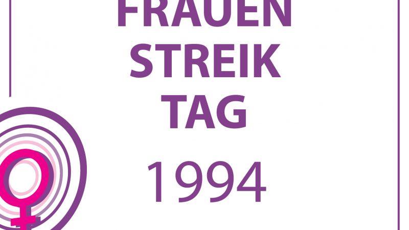 1994-FRAUENSTREIKTAG
