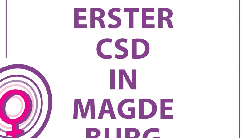 1996 – ERSTER CSD IN MAGDEBURG